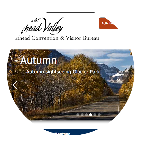 <strong>FLATHEAD VALLEY VISITOR BUREAU</strong>